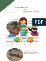 evaluación 4° básico lenguaje