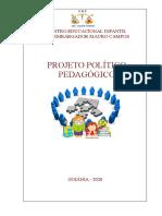 Projeto Politico Pedagogico 2020 CEDPI