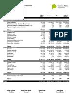 Informe de Gestión de Fondos del Consejo Escolar de San Pedro