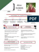 Alice Dumas