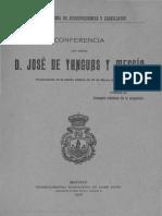 Concepto cristiano de la propiedad - Dr. José de Yanguas Messía (Presidente do Instituto Hispano-Luso-Americano de Derecho Internacional), 1916