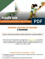 Historicidade e Fundamentos do Handebol PDF