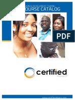 course brochure certified Prove IT
