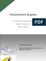 Interpretación de Gases.