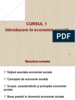 Introducere in Economia Sociala