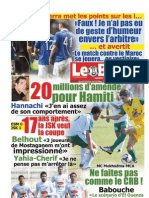 LE BUTEUR PDF du 05/03/2011