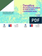 Desafíos Del Sistema Universitario en Chile en Torno a La Inclusión Social
