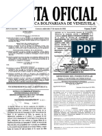 Gaceta Oficial N°42.089