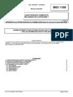 B63 1100 (rev. C; 2006.07) FR - CAOUTCHOUCS COMPACTS MELANGES DE CATEGORIE 1