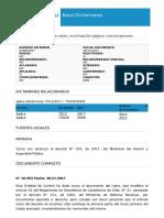 DICTAMEN N° 10953 DE 30.MAR.017, INUTLIZACIÓN ESPACIOS EN BLANCO ACTOS ADMINISTRATIVOS.