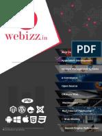 Webizz_India-Company Portfolio