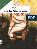 InforMe de la Memoria Olavarría 2021