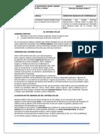 EL SISTEMA SOLAR  (1)
