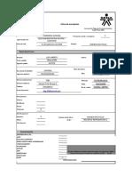 Anexo 1. Formato Ficha de Inscripción