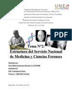 Trabajo de Medicina Legal Tema 2