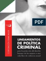 SISMA-Lineam Pol Criminal Violencia Sexual Mujeres