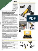 Rems Mini Press Acc Li Ion Basis Pack 3 Mini Pressbacken Presszangen