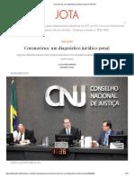 Coronavírus_ um diagnóstico jurídico-penal