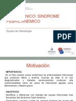 Motivacion Caso Clinico Sd. Febril Anemico
