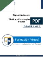 Entrenamiento globalizado en el fútbol