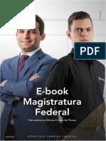 Magistratura Federal Tudo Sobre Os Ultimos 5 Anos de Provas