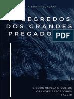 8 17 Segredos Dos Grandes Pregadores - Seja Pregador