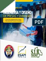 Brochure Diplomado en Ingenieria y Diseño de Presas y Embalses Corregido