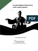 Texto de Fundamentos Psicologicos Del Proceso Educativo Universitario