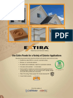 Extira Panels Brochure