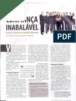 Função Chanceler - Revista paróquias