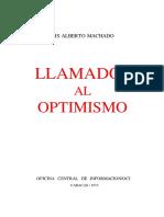 1973 Llamado Al Optimismo C