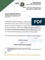 Iniciativa Ley de Hidrocarburos
