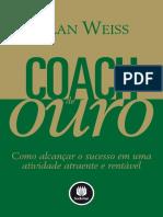 Livro - Coach de Ouro