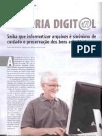 Mémoria digital - Revista paróquias