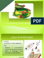 1) Ciencia y Sus Caracteristicas
