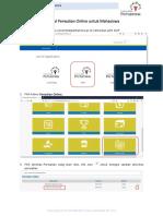 Manual Perwalian Online (Mahasiswa) 2020