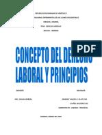 Laboral y Procesal Actividad II