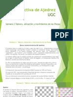 Electiva de Ajedrez UGC Semana 2