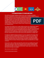 New Russian Socialist Revolution Military Action Brief