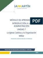 Unidad 7 Introduccion a La Administracion (1)