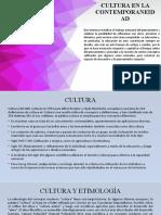 LA EDUCACIÓN ARTÍSTICA EN LA CULTURA CONTEMPORÁNEA