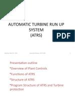 Automatic Turbine Run Up System Gyanendra Sharma Npti Delhi