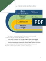 External-Analysis in Marketing
