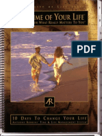 Time of Your Life - Tony Robbins - Workbook (Share Me) (ebook)