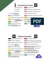 Codigo de Colores CAT
