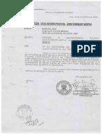 Informe de la División de Unidades Especiales