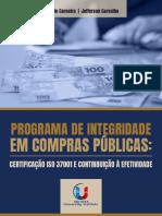 Programa de integridade em compras publicas