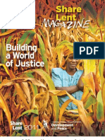 Magazine - Building a world of Justice