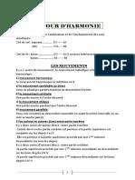 Cour D'Harmonie