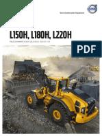 Brochure L150H - L180H - L220H
